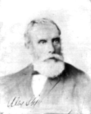 Alexander Sligo - Sligo in 1905.