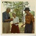 Alexander Wetmore (1886-1978), Annie Beatrice van der Biest Thielan Wetmore (1910-1997), and John Warren Aldrich (1906-1995) (4406391438).jpg