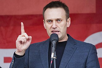 Progress Party (Russia) - Alexei Navalny was elected as the party's chairman on 17 November 2013.