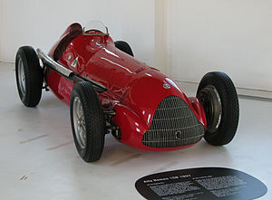 1950 Formula One season - Alfa Romeo won six of the seven championship races with its 158