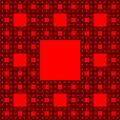 Alfombra de Sierpinski roja.png