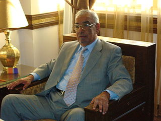 Ali Eid Lebanese politician