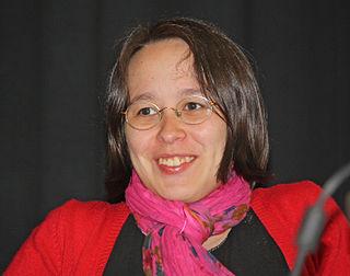 Aliette de Bodard French and American writer of speculative fiction