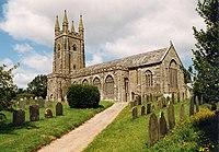 All Saints, West Alvington, Devon - geograph.org.uk - 1725037.jpg