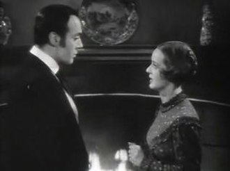 All This, and Heaven Too - Screenshot of Charles Boyer and Bette Davis from the film's original trailer