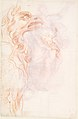 Allegorical Figure of Religion (recto); Study of a Griffon and of a Seated Figure (verso) MET DP807555.jpg