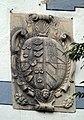 Allianzwappen Törring-Greiffensee, Schloss Pertenstein, Marmor.jpg