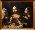 Alonzo rodriguez (attr.), cena in emmaus, 1600-40 ca.jpg