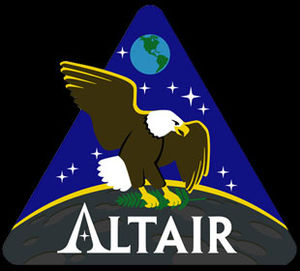 Altair (spacecraft) - Altair logo