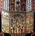 Altar of Veit Stoss, St. Mary's Church, Krakow, Poland.jpg