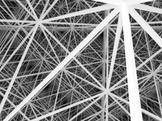 Tetrahedral-octahedral honeycomb Quasiregular space-filling tesselation