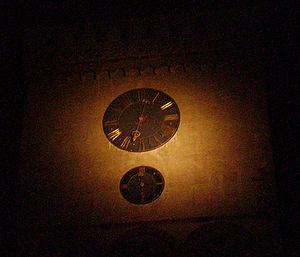 Altpoertel Uhr Speyer