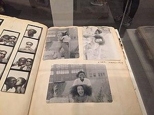 Alva Rogers - Alva Rodgers Journal, from Black Radical Women at the Brooklyn Museum