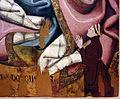 Ambito bolognese, madona col bambino, ss. geminiano, antonio abate e due offerenti, 1300-50 ca. 02.JPG