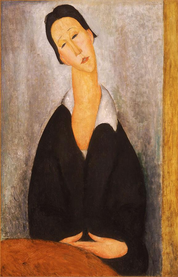 Portrait of a Polish Woman