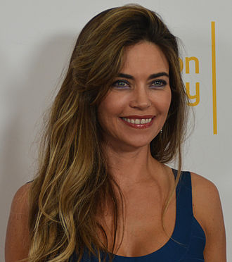 """Victoria Newman - Amelia Heinle compared Victoria's relationship with Billy to Romeo & Juliet, and referred to Billy as Victoria's """"forbidden fruit""""."""