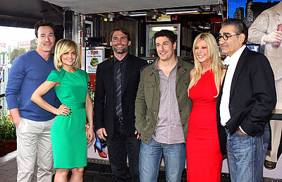 Американского пирога 3 актеры игра в пазлы губка боб