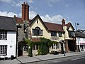 Amesbury - The Bell - geograph.org.uk - 1459783.jpg