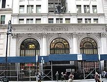 American Express - Simple English Wikipedia, the free