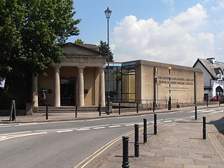 National Roman Legion Museum Archaeological museum in Newport, Wales
