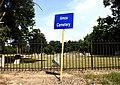 Amos Cemetery Sign - Historic Black Cemetery (Kohrville, TX).jpg