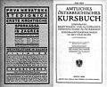 Amtliches Österreichisches Kursbuch Sommer 1924 Titelblatt.jpg