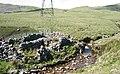 An old sheepfold by Afon Llafar - geograph.org.uk - 485969.jpg