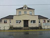 Andres (Pas-de-Calais) écoles, ancienne mairie.JPG