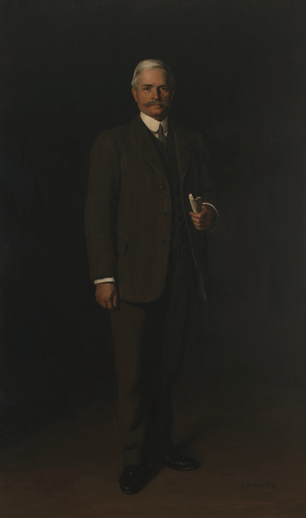 Andrew Fisher, 1913 (E. Phillips Fox)
