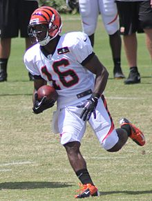 alt=Description de l'image Andrew hawkins bengals.jpg.
