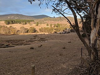 Anembo Town in New South Wales, Australia