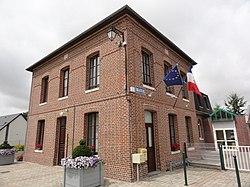 Anglesqueville-l'Esneval (Seine-Mar.) mairie.jpg