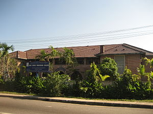 Church of the Province of Myanmar - Holy Cross Theological College, Yangon