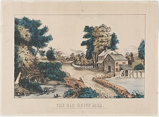 The Old Grist Mill (1965.535)