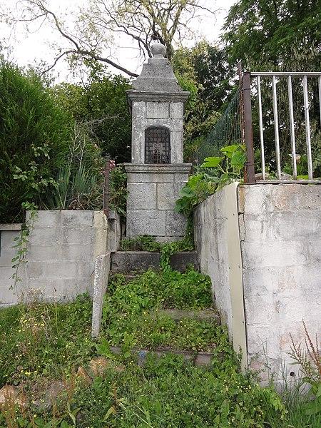 Anor (Nord, Fr) chapelle St.Joseph, rue Victor Delloue (circuit chapelles)