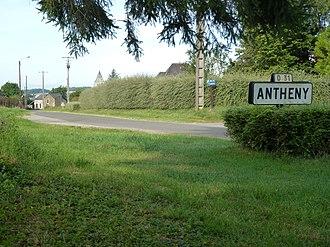 Antheny - Antheny