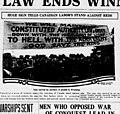 Anti-Strike Banner used in Loyalist Veterans Parade during the 1919 Winnipeg General Strike.jpg