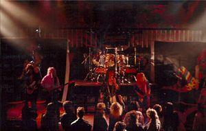 Antix (band) - Antix live at Gazzarri's on Sunset