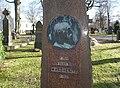 Antonio Bellio gravsten, 2021.jpg