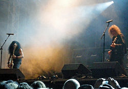 Anvil band, Skogsröjet 2012 1.jpg