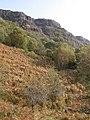 Aoineadh Beag cliffs from Inninmore path - geograph.org.uk - 880076.jpg