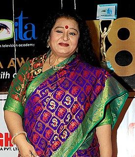 Apara Mehta Indian television and Bollywood actress (born 1960)