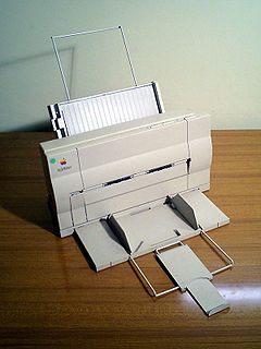 StyleWriter Apple inkjet printer series