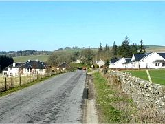 Approaching Roberton along the B711 - geograph.org.uk - 2909211.jpg