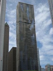Aqua (skyscraper) - Wikipedia