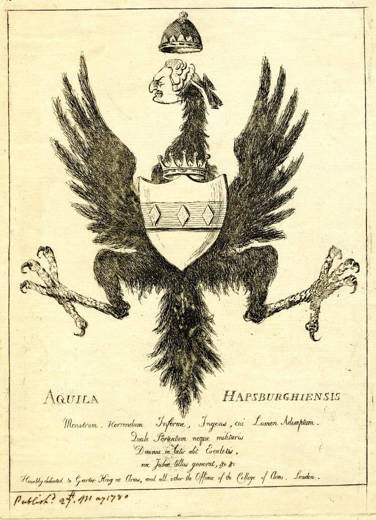 Aquila Hapsburghiensis 1780