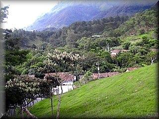 Arcatao Municipality in Chalatenango Department, El Salvador