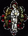Archangel Uriel, St Mary's, Newent.jpg