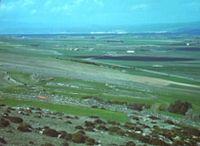 Penisola del Sinis: area della necropoli di mont'e Prama.