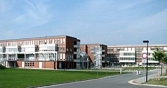 University of Hradec Králové - University Campus Na Soutoku